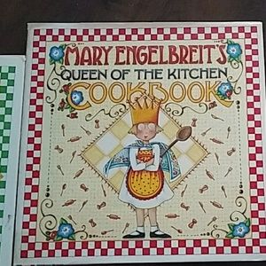 Mary Engelbreits Cookbook Queen of the Kitchen
